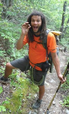 """This Appalachian Trail Gear list is courtesy of Terry """"Serial"""" Klott: Appalachian Trail thru-hiker, section-hiker, outfitter, and all around AT ninja. =]"""