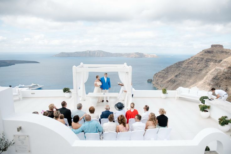 Wedding party at Santorini   Wedding Photographer Teodora Simon