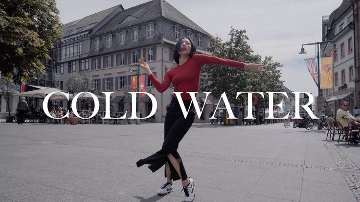 Lia Kim / Major Lazer - Cold Water (feat. Justin Bieber & MØ) / popping ...