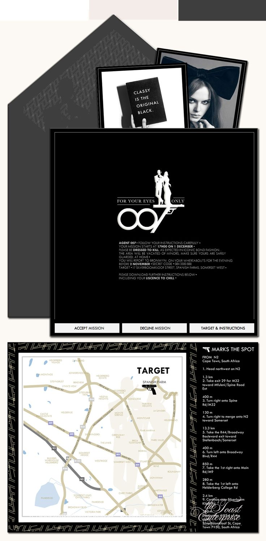Best 25 James bond theme ideas – James Bond Party Invitations