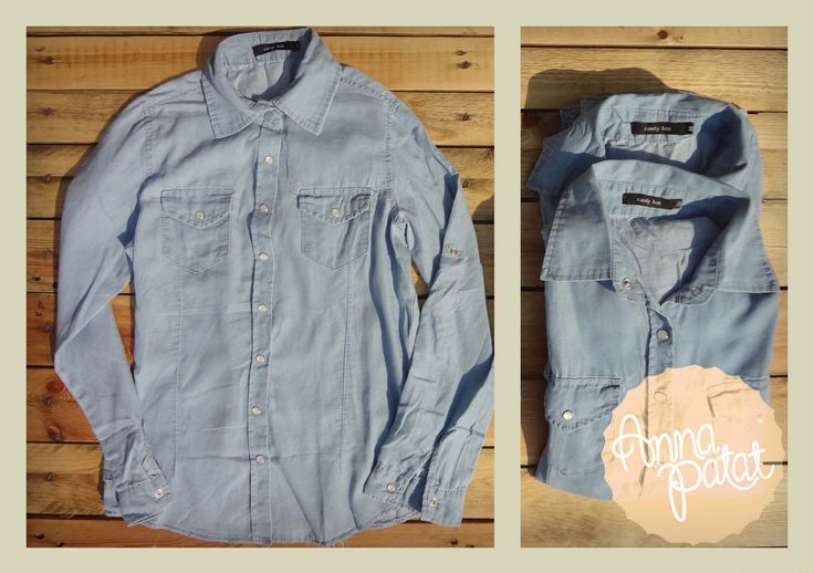 Denim shirt from Anna Patat www.annapatat.someammo.com