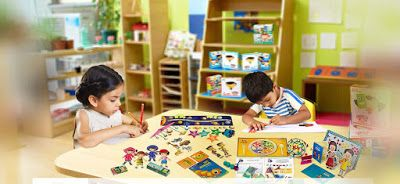 Kids can get the opportunity of staying with other kids of their age in #kid #play #schools #Nagpur and spend a few hours in the middle of trained instructors and other employees. Thus, they can love playing and learn at the same time.