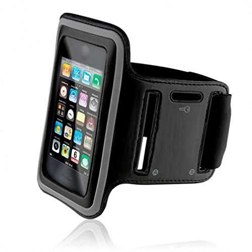 Sports Workout Armband Black Premium Neoprene Running Gym Case for AT&T LG G3 - AT&T LG G4 - AT&T LG Optimus G Pro - AT&T Samsung GALAXY Note 2 SGH-I317. Premium Quality Sports Workout Armband. Comfortable, moisture-wicking material. Adjustable sport-ready armband with Velcro. Unique design allows easy access to all functions without having to remove the skin. Armband can be worn on either arm. Protect your phone from scratches and damage. Constructed of Lightweight, Water-resistant...