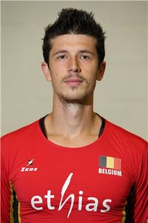Famous Volleyball Players - Gertjan Claes