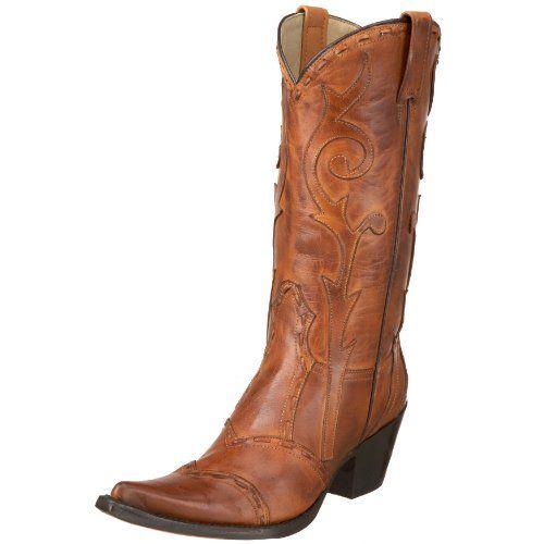 Stetson Women's 6102 Crackle & Lace Boot,Antique Burnished Saddle,8.5 M US Stetson,http://www.amazon.com/dp/B003B3P0QW/ref=cm_sw_r_pi_dp_1QLktb066X693N53  $143