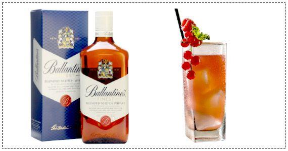 Cupón de descuento para comprar Whisky Ballantine's