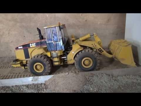 RC Truck (27-08-2016, Road Work) - YouTube