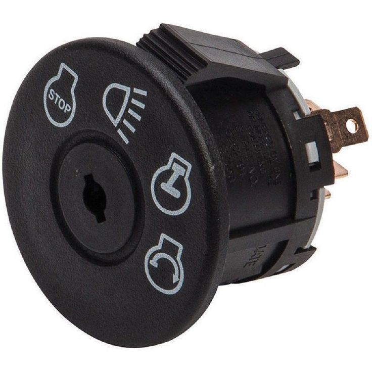Best 25 riding lawn mowers ideas on pinterest lawn mower wheels ignition starter switch riding lawn mower tractor husqvarna 539107541 sciox Image collections