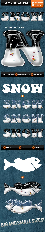 Download graffiti creator java - Snow Effect Artwork Generator