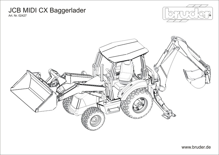 20++ Construction site coloring pages ideas in 2021