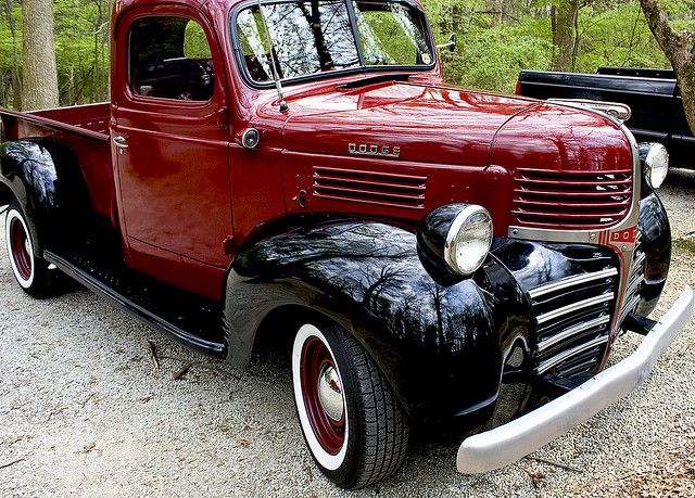 Classic Dodge Pickup Truck, I actually want this for myself!