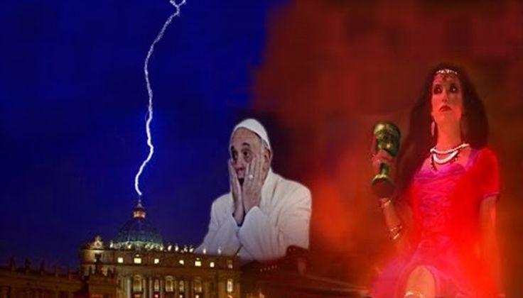 Symbolika Watykanu - Kult Lucyfera - Były Katolik Prof Dr.Walter Veith