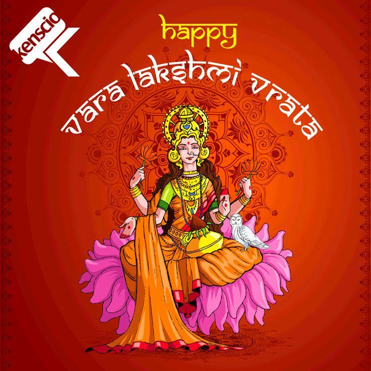 May the Goddess Vara Mahalakshmi bless you with happiness, success and peace. Happy Vara Mahalakshmi Vratha 2017! #VaraMahalakshmi #VaraMahalakshmiFestival #Festival #VaraMahaLakshmiHabba #VaraLakshmiHabba