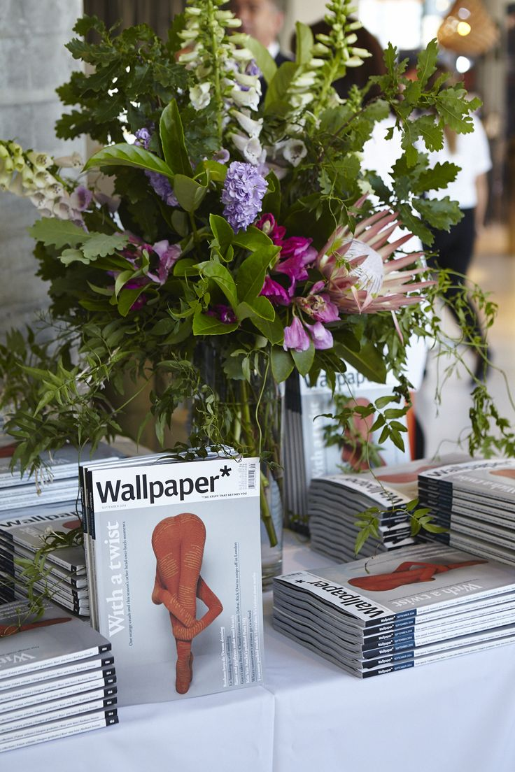 Catch @wallpapaermag at all The Arc Networking Events and DON'T forget to grab one on your way out for a fabulous read !