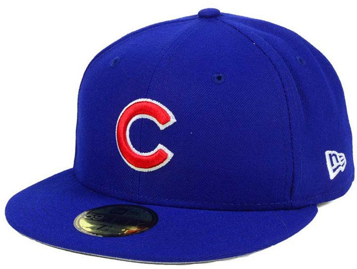 New Era Chicago Cubs Flag Stated Redux 59FIFTY Cap