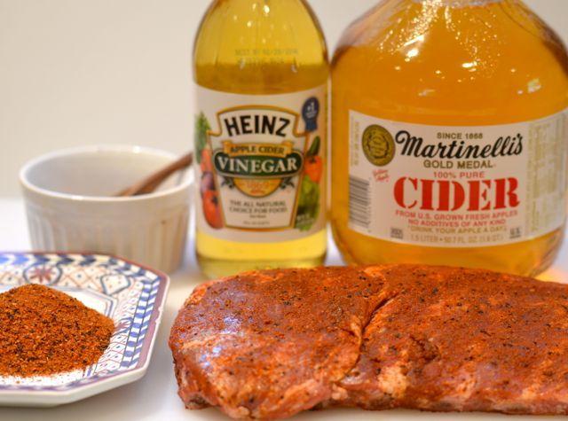 Memphis Mop Sauce: 32oz Heinz ketchup, 1 cup cane sugar, 1/2 cup yellow mustard, 1/2 cup cider vinegar, 1/4 cup chili powder, 1 tbsp liquid smoke, 1 tbsp black pepper, 1 tbsp worcestershire sauce, 1 tbsp garlic salt, 2 tbsp frank's hot sauce, 1 tsp celery salt. Combine all ingredients in a med sauce pan. Stir well and simmer over med heat for 30 min.