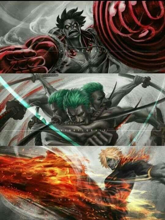 Monster Trio http://amzn.to/2kgkgLT