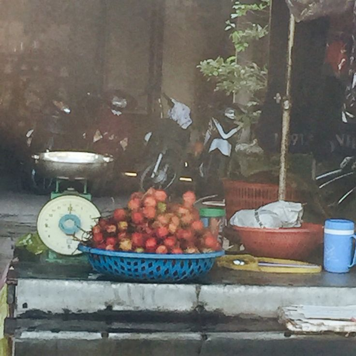 Vietnamese litchies