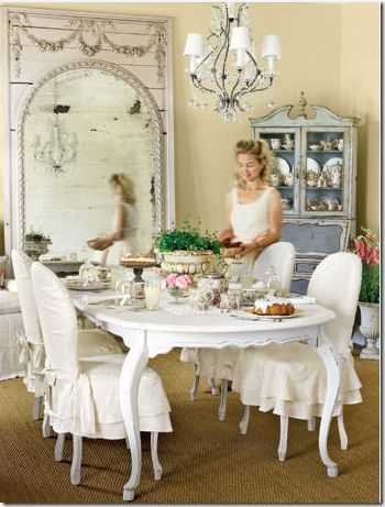 Dining Room Chair Covers Round Back Great Examples For Tables And Chairs SlipcoversLiving