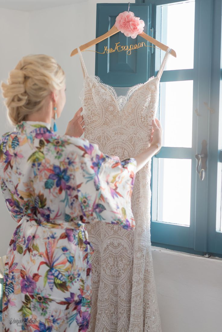waking up on your wedding day!! #happiness #romance #bridetobe #dress #excitement #big #dream #day #fashion #lace #floral