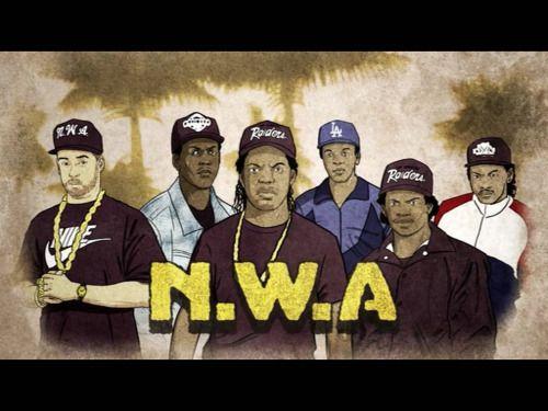 Im still cool . I love NWA and Grandmaster Flash...