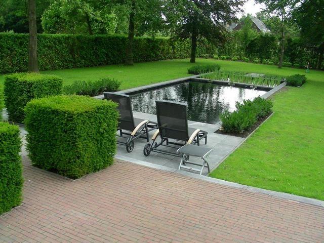 Aanleg door www.frevandal.nl, gespecialiseerd in zwemvijvers
