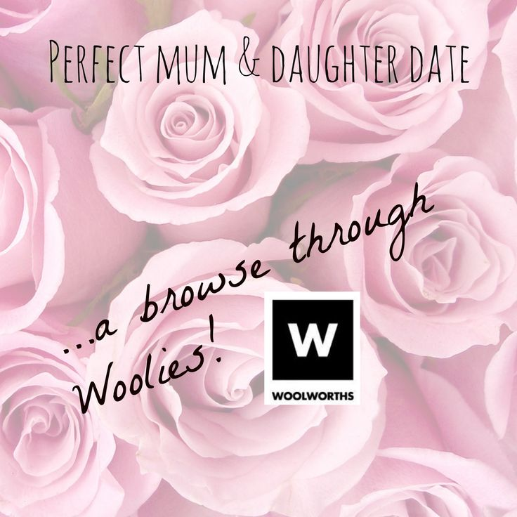 Mother's Day and #Woolworthsza
