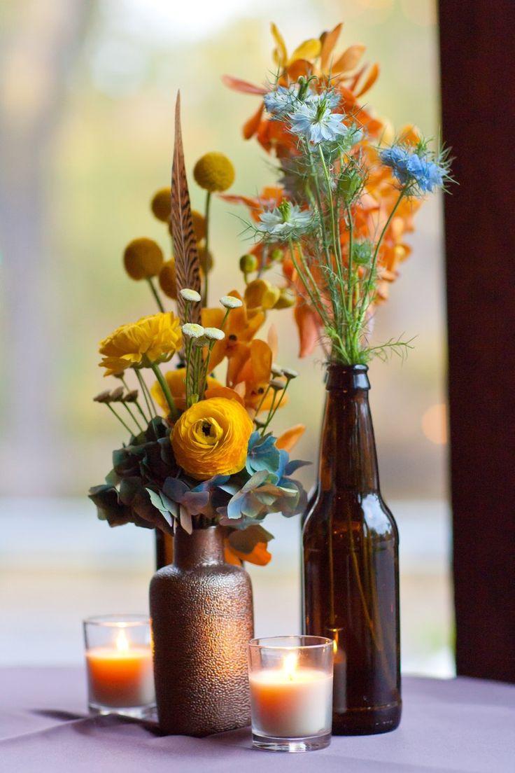 Floral Arrangements For Christmas Table