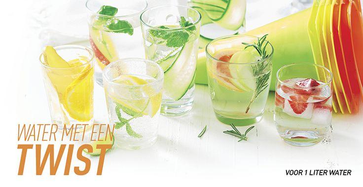 fruitige dorstlessers