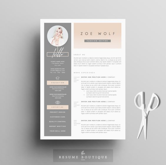 The 25+ best Best resume template ideas on Pinterest Best resume - the best font for resume