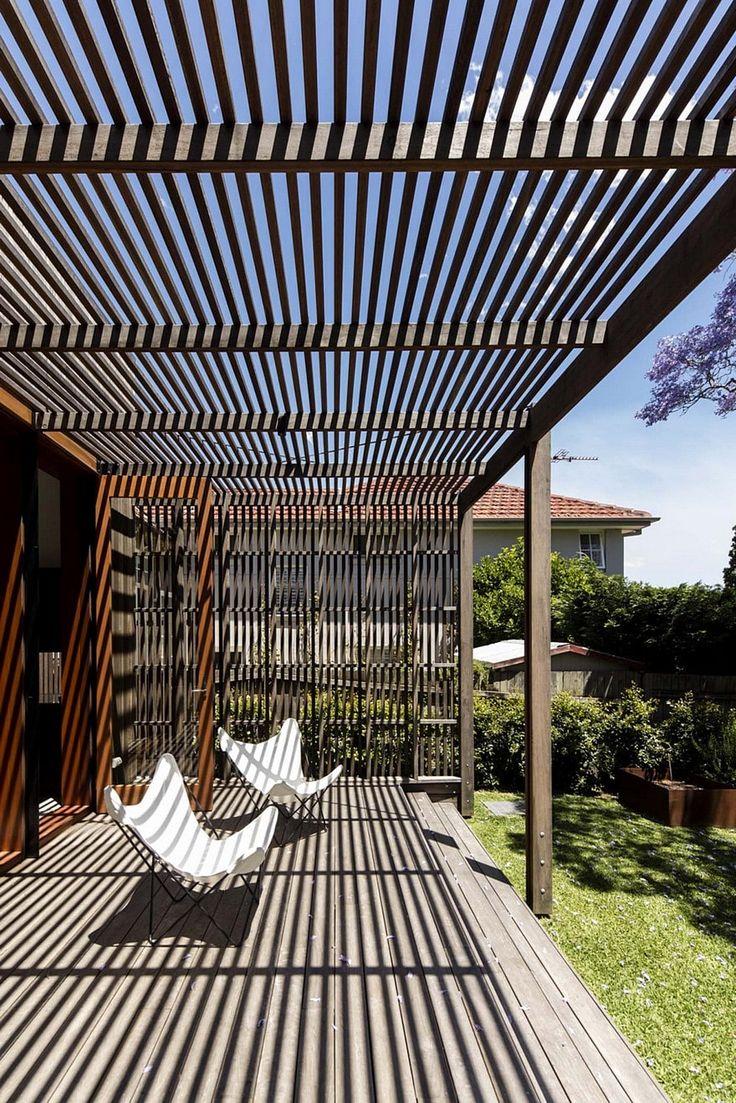 Sung Dobson House / Sam Crawford Architects