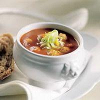 Recepten en zo: Ouderwetse tomatensoep