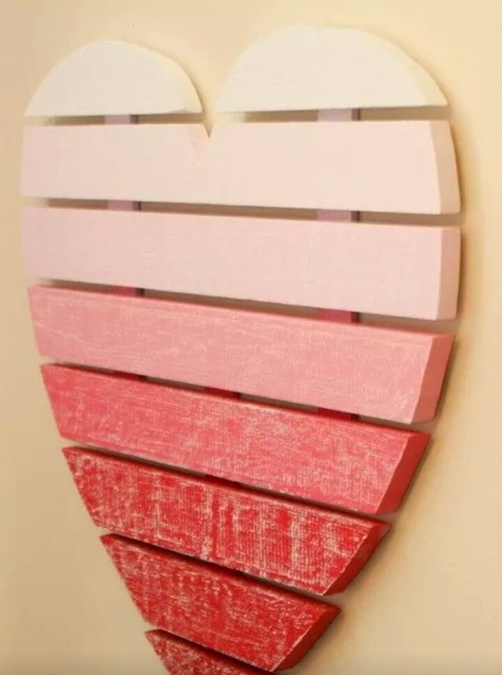 423 best oh my heart images on pinterest beautiful for Wooden hearts for crafts