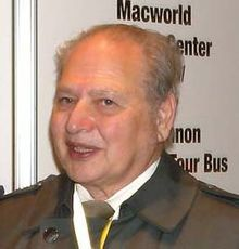 Ron Wayne is the 3rd co-founder of Apple.  He sold his stake in the company for $800 early on.  He has spent much of his time since selling stamps and rare coins.  He did not own an Apple product until he was given an iPad 2 in 2011. #Apple #History