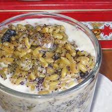 -- TheArmenianKitchen.com -- Everything about Armenian food: Anoush Abour - an Armenian Christmas Pudding
