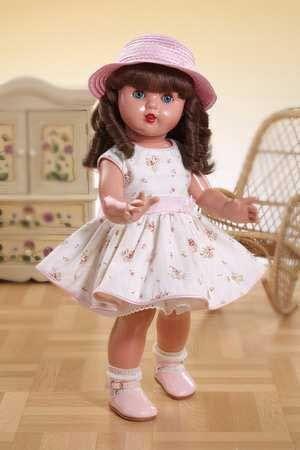 Mariquita Perez, vintage doll
