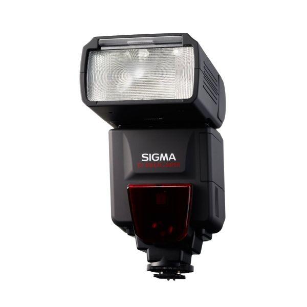 #Sigma EF-610 DG Super #vaku, Canon EOS fényképezőgépekhez  A motoros fejegység 24-105mm között hangolja a látószöget az objektív zoomállásához, de kapunk beépített nagylátószögű előtétet is mely 17mm-et fed le. A Sigma EF-610 DG ST és Super vakuk 4db AA elemmel vagy akkumulátorral üzemelnek, tölthető Ni-MH akkuk esetén 4mp az újratöltési idő.