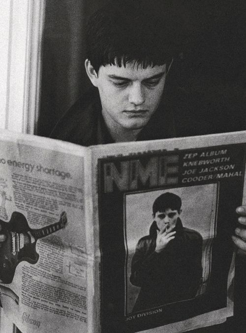 /// Ian Kevin Curtis (1956 - 1980), lead singer of Joy Division.