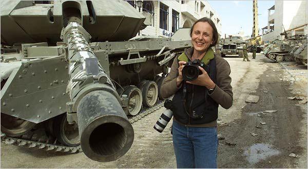 Alexandra Boulat, War Photographer, Is Dead at 45 - New York Times