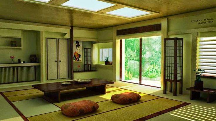 Desain Rumah Minimalis Bergaya Jepang   Desain Rumah