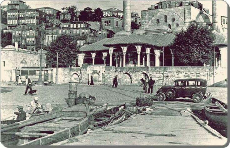 Üsküdar in the 1930's - ISTANBUL, Turkey