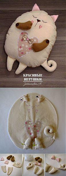 Almohada-juguete