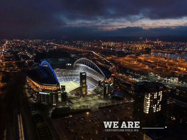 Seattle centurylink stadium seattle seahawks seahawks