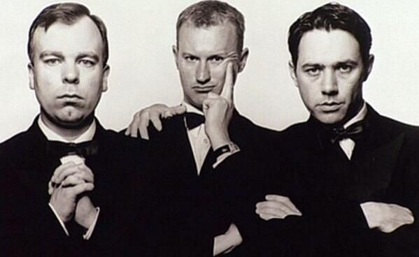 The League Of Gentlemen - Steve Pemberton, Mark Gatiss and Reece Sheersmith