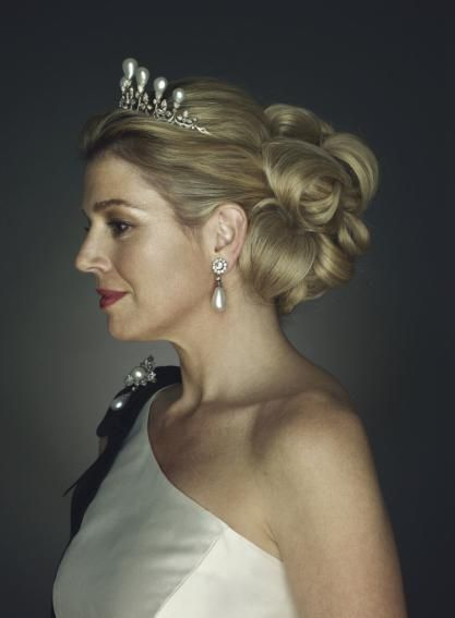 H.R.H. Princess Maxima of the Netherlands