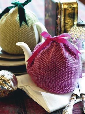 I'm a new knitter, but a veteran teapot lover, so this was the perfect pattern for me. I thought I would make it as a gift, but I couldn't part with it. Time to start another.
