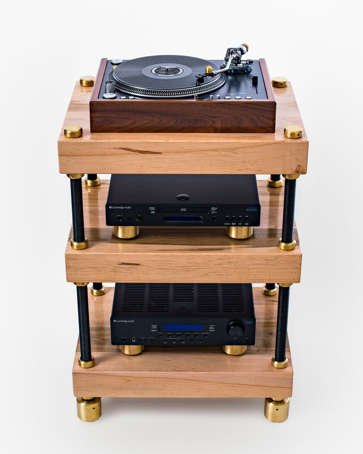 Best 25 Audio Rack Ideas On Pinterest Stereo System For