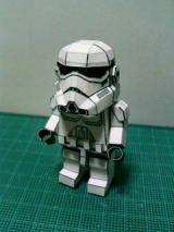 stromtrooper paper model Stromtrooper Star Wars Paper Models