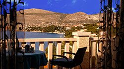Welcome to PaPe bed and breakfast in Trogir riviera