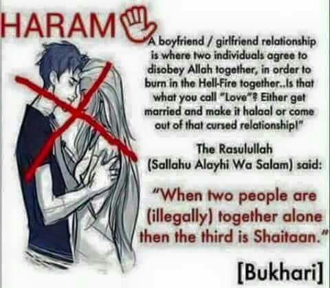 "The Prophet of Allah ﷺ Said; ""There is nothing better for two who love each other than marriage."" [Sahih Al-Jami n° 5200]"